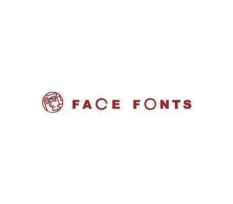 FACE FONTS